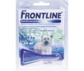 Frontline Spot On Dog M 1x1 pipeta 1.34 ml