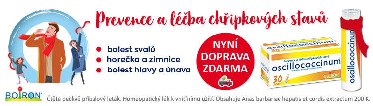 GigaLékáreň.sk - Velké Oscillo s dopravou zdarma