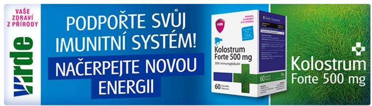 GigaLékáreň.sk - Podpořte imunitu s kolostrem od Virde