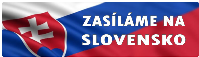 Zasilame i na Slovensko