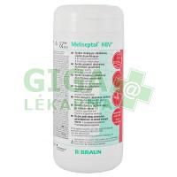 Meliseptol HBV dez. ubrousky v dóze 100 ks