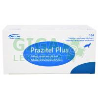 Prazitel Plus 104 veterinárních tablet
