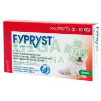 Fypryst Dogs 1x0.67ml spot-on pro psy S
