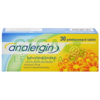 Analergin 30 tablet