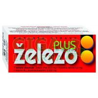 ŽELEZO Plus 60 tablet Naturvita