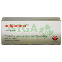 Milgamma 20 tablet
