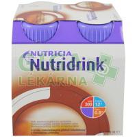Nutridrink 4x200ml Čokoláda