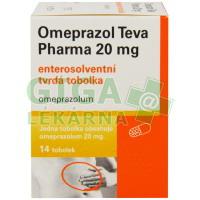 Omeprazol Teva Pharma 20mg 14 tobolek