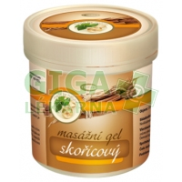TOPVET Skořicový gel 250ml