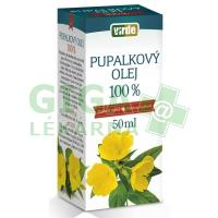 Virde Pupalkový olej 100% 50ml