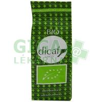 Káva pražená mletá DICAF 250g-BIO