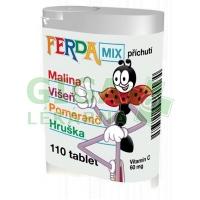 C vitamin 60mg Ferda Mix 35g - 110 tablet