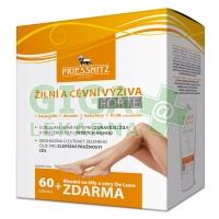 Priessnitz Žilní a cévní výživa FORTE 60tob+mazání