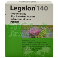 Legalon 140 cps.30x140mg