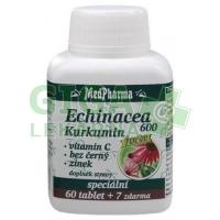 MedPharma Echinacea 600mg+Kurkumin 67 tablet