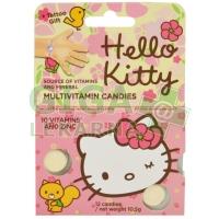 VIESTE Mulitivitamin Hello Kitty + tetování 12 tablet