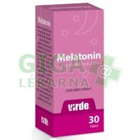 Virde Melatonin 30 tablet
