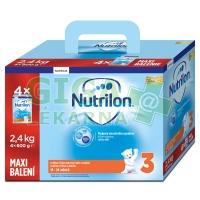 Nutrilon 3 MAXI balení 4x600g