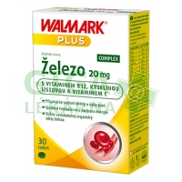 Walmark Železo 20mg 30 tablet