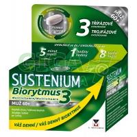 Sustenium Biorytmus 3 multivitamin MUŽ 60+ 30 tablet