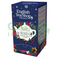English Tea Shop Bio Adventní kalendář 13 druhů 25ks v krab.