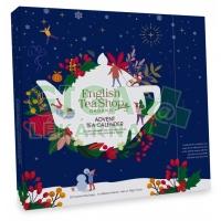 English Tea Shop Bio Adventní kalendář Vánoční noc 25 pyramidek