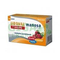 Walmark Uroval MANOSA + enzymy tbl.30