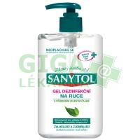 Sanytol dezinfekční gel 250ml