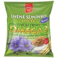 Lněné semínko ml. natural 100g Semix