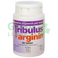 Tribulus + Arginin 90 tablet Naturvita