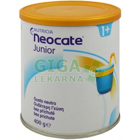 Neocate Junior bez příchutě por plv  1x400g - GigaLékáreň sk