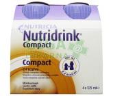 Nutridrink Compact s přích.Kávy por.sol.4x125ml