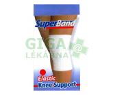 Superband Elastická bandáž - koleno vel.S