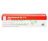 Clotrimazol AL 1% crm.1x20g 1%