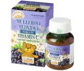 Obrázek Müllerovi medvídci s vit.C s příchutí černého rybízu 45 tablet