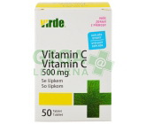 Obrázek Vitamin C 500mg se šípkem tbl.50 Virde