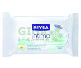 NIVEA Intimo ubrousky int.hyg.20ks 80783