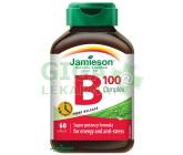Jamieson B-komplex 100mg 60tbl.