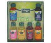 KNEIPP Dárkový set olejů do koupele 6x20ml