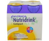 Nutridrink Compact Meruňkový por.sol. 4x125ml