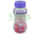 Nutridrink s příchutí jahodovou 1x200 ml