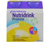 Nutridrink Protein vanilka por.sol.4x200ml Nový