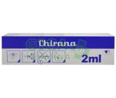 Inj.střík.2ml Chirana Luer modrá jednoráz.100ks