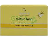 KAWAR Sírové mýdlo s minerály z Mrtvého moře 120g