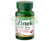 Nature´s Bounty Zinek FORTE 25mg tbl.100