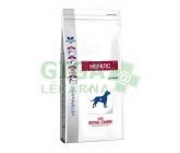 Royal Canin VD Dog Dry Hepatic HF16 1,5kg