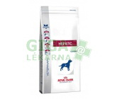 Royal Canin VD Dog Dry Hepatic HF16 12kg
