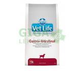 Vet Life Natural Canine Dry Gastro-Intestinal 2kg