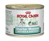 Royal Canin - Canine konz. Mini Starter Mousse 195g