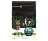 PRO PLAN Puppy Small&Mini 3kg